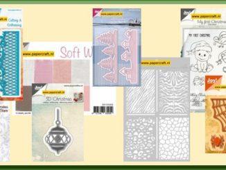 Joy! Crafts Mallen Papier en Stempels