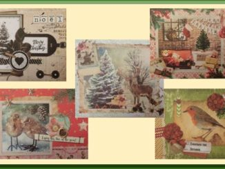 Studio Light Stansblokken Voorbeeldkaarten