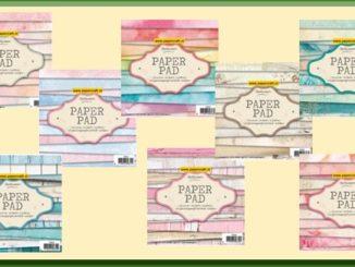 Paper Pads van Studio Light