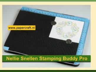 Nellie Snellen Stamping Buddy Pro Stempeltool