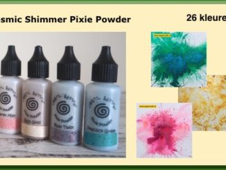 Creative Expressions Pixie Powders
