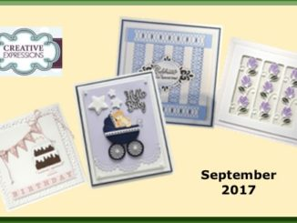 Creative Expressions Mallen September 2017