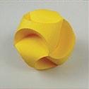 Nellie Snellen Kerstbal gemaakt met de mal NFD020
