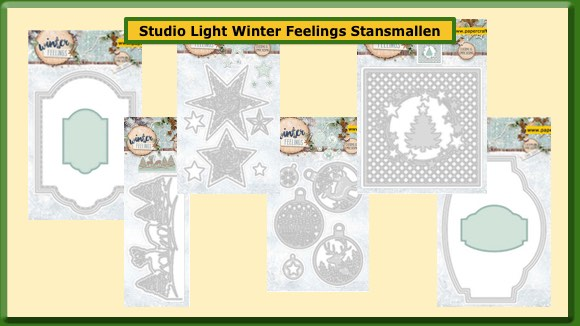 Studio Light Malen Winter Feelings