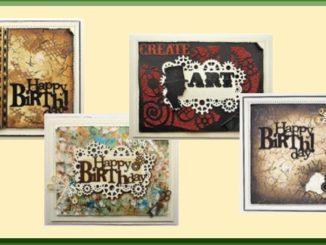 Creative Expressions Voorbeeldkaarten voor Mannen
