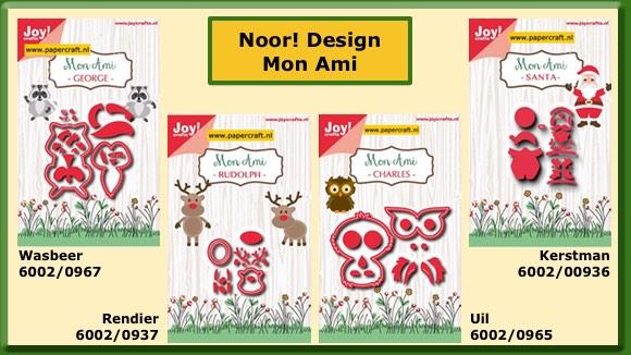 Noor! Design Mon Ami stansmallen