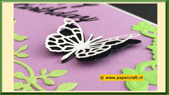 Memory Box Vlinders