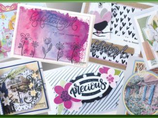 Marianne Design Mei producten